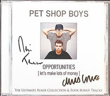Pet Shop Boys - Opportunities - Remix Audio CD