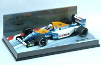 MINICHAMPS 430 950096 & 337.003.5 WILLIAMS F1 model car Coulthard / Patrese 1:43