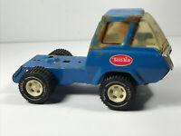 Vintage Pressed Steel Blue Tonka Truck