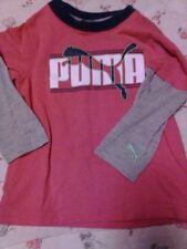Puma Long Sleeve Shirt 24Mo.