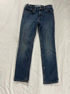Old Navy Relaxed Slim Built In Tough Kids Pants Size 10