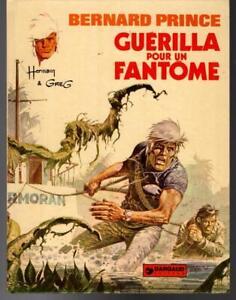 French Graphic Novel BERNARD PRINCE