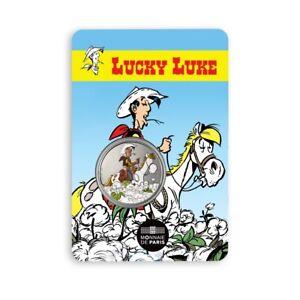 Jeton événementiel Monnaie de Paris 2020 - Lucky Luke / Un cow-boy dans le coton