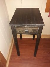 Chair Side End Table with drawer