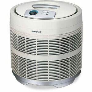 Honeywell True HEPA Air Purifier 50250-S, White