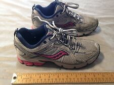 SAUCONY GRID EXCURSION TR-6 15107-1 Women's Running Hiking Shoes US 6.5 Multi