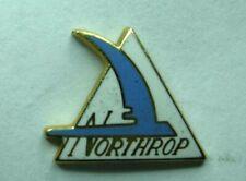 Northrop Enameled Employee Service Pin  Wing