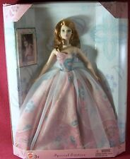 Mattel Special Edition Batik Princess In Pink Chiffon Gown Barbie Doll NRFB