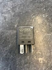 VW Audi Seat Skoda 5-Pin Black Relay (395) Multi-Use 8Z0951253