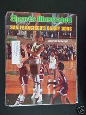 1977 Sports Illustrated-University of San Francisco Dons Bill Cartwright