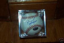 Brett Myers Autographed Baseball