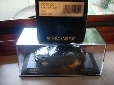 1/43 Audi A3   4-door  2000 green met. - Minichamps PMA - rare