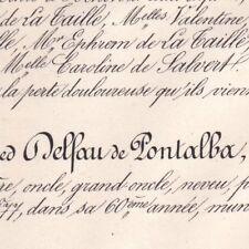 Celestin Alfred Delfau De Pontalba Orleans Loiret 1877