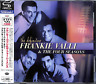 FRANKIE VALLI & THE FOUR SEASONS-THE DEFINITIVE FRANKIE...-JAPAN SHM-CD C41