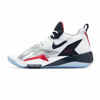 Nike Jordan Zoom '92 White Multi Size US Mens Athletic Shoes Casual Sneakers