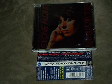 Bill Wyman Stone Alone Japan CD Joe Walsh Nicky Hopkins