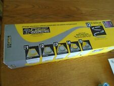 Woodland Scenic Subterrain Light Weight System Step 2 3% Incline Set railroad