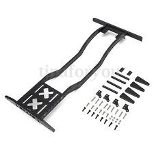 Black Metal Car Defender Frame Set  For 1:10 Axial SCX10 RC4WD D90 JK Model