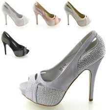 Belle Stiletto Party Heels for Women