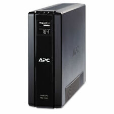 APC Back-UPS Pro 1500-10-Outlet Battery Backup 1500VA/865W BR1500G, NEW BATTERY!