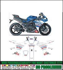 kit adesivi stickers compatibili YZF R1 2009 REPLICA SBK STERILGARDA BEN SPIES