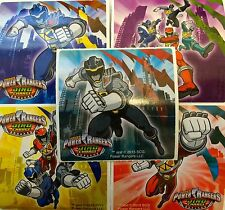 15 Power Rangers Dino Charge  Stickers Party Favors Teacher Supply