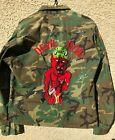 USMC Devil Dog camo jacket