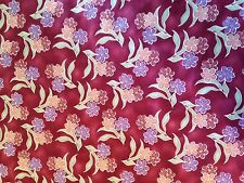100% cotton fabric from Springs Industries 1 yard x WOF & Free Shipping