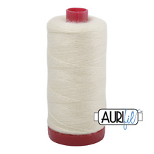 Aurifil 12wt Lana Wool Thread - 8110 - 350m