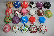 5 000 Muffin Cases/large Cupcake Cases 50 Packs 22 Designs Wholesale Deal
