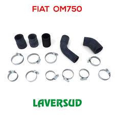 Serie Manicotti Radiatore per Trattore Fiat OM750 - Bormoroni S.058