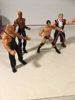 Action Figures Lot Of 4