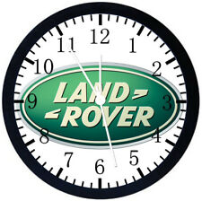 Land Rover Black Frame Wall Clock Nice For Decor or Gifts Z199