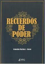 RECUERDOS DE PODER. NUEVO. Nacional URGENTE/Internac. económico. AUTOAYUDA