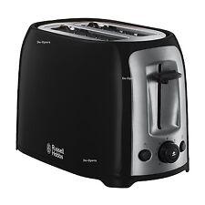 Russell Hobbs Darwin 2-Slice Toaster 23862  - Black