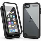 iPod Touch 7 Case,iPod Touch 6 Case,SLMY Armor Shockproof Case with Build in Scr