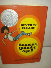 Beverly Cleary RAMONA QUIMBY AGE 8 By  - 1981 HC/DJ Illustrated by Alan Tiegreen