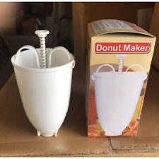 Doughnut Maker Donut Dough Machine Manual Dispenser DIY Kitchen Utensil Tool