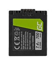 Batería de Repuesto para Panasonic Lumix DMC-FZ8 DMC-FZ8EBK Cámara 700mAh