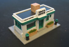 TINY'S DINER - Z-905 - Easy to build Z Scale kit by Randy Brown