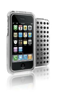 HybridShell for iPhone 3G (Non-Slip Silicone Accents)