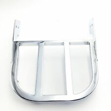 Chrome Luggage Rack For 2003-2006 Honda VTX 1300N/R/S and 2002-2008 1800N/R/S