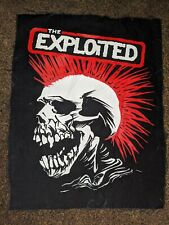 The Exploited Let's Start A War Backpatch