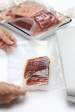 Bolsas de vacio gofradas para envasadora doméstica.(Pack de 100 uds.) 25x25cm