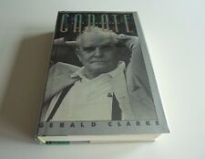Capote A Biography by Gerald Clarke HC DJ 1st/1st Truman Capote