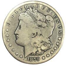 1879-CC United States Silver Morgan Dollar - AG