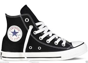 NEW Ladies Converse All Star CT Hi Top Trainers White Black Grey UK Size 3 4 5 6