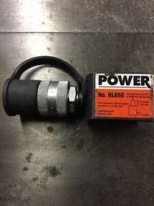 Power Team SPX RLS50 Cylinder 10000 PSI Max with Dust Cap 9796 (F59)