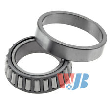 Front Wheel Bearing and Race Tapered Roller Bearing WJB WTA5 Cross A-5 SET5 BR5