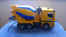 German Made BRUDER  Mercedes Cement truck very clean with Many condition issues